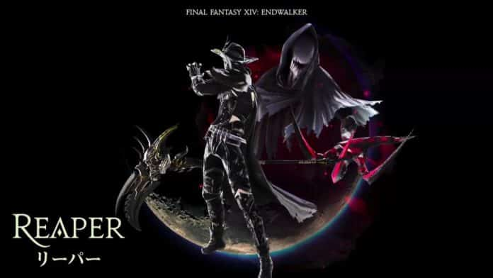Final Fantasy 14 is going to feature the Deathly Reaper