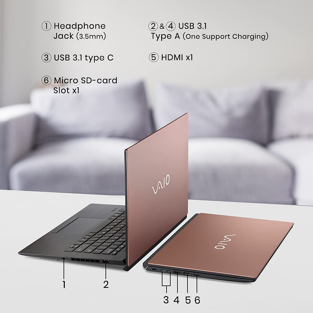 Exclusive: New Vaio SE14 with Intel Core i5-1135G7 listing spotted on Amazon India