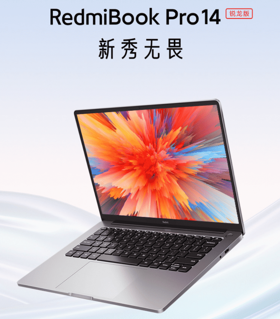 Xiaomi RedmiBook Pro 14 and 15 with AMD Ryzen 5000 series APUs launched