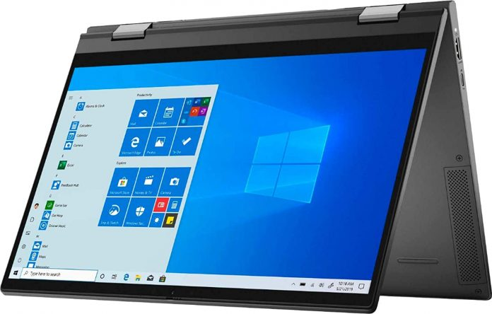 Deal: Get the Dell Inspiron 7306 2-in-1 laptop with Core i7 1165G7 available for just ₹ 1,16,299
