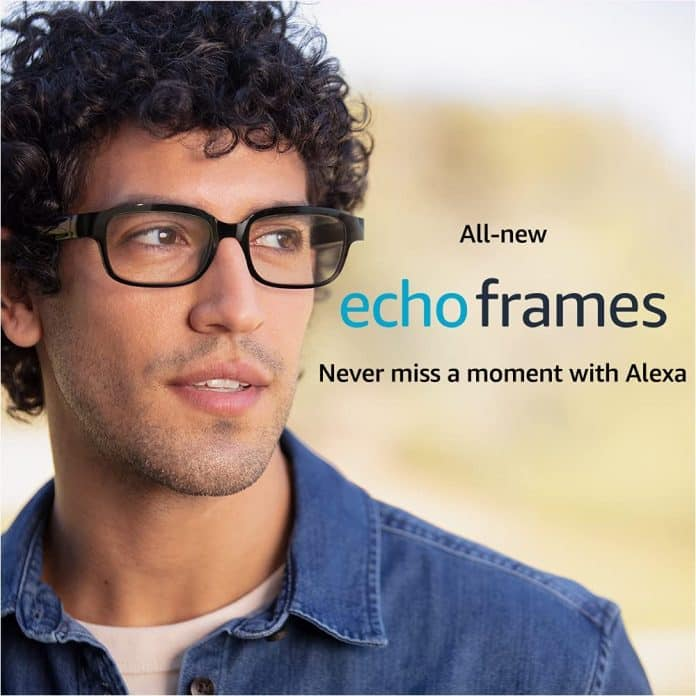 Amazon's Echo Frames (2nd Gen) discounted to $219.99
