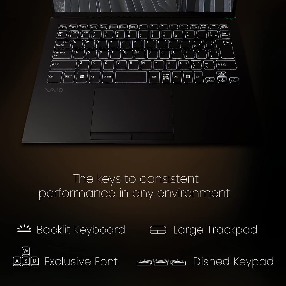 The world's first laptop with a carbon fibre body - Vaio Z powered by Tiger Lake CPUs now in India