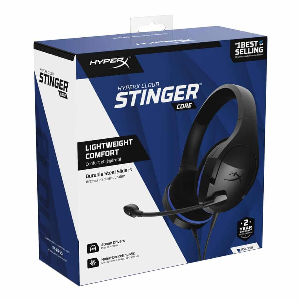 Deal: HyperX Cloud Stinger Core & Cloud Earbuds discounted