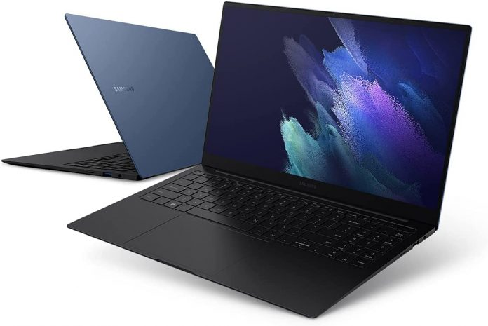 Get $150 dollar credit when you pre-order Samsung Galaxy Book Pro from Amazon