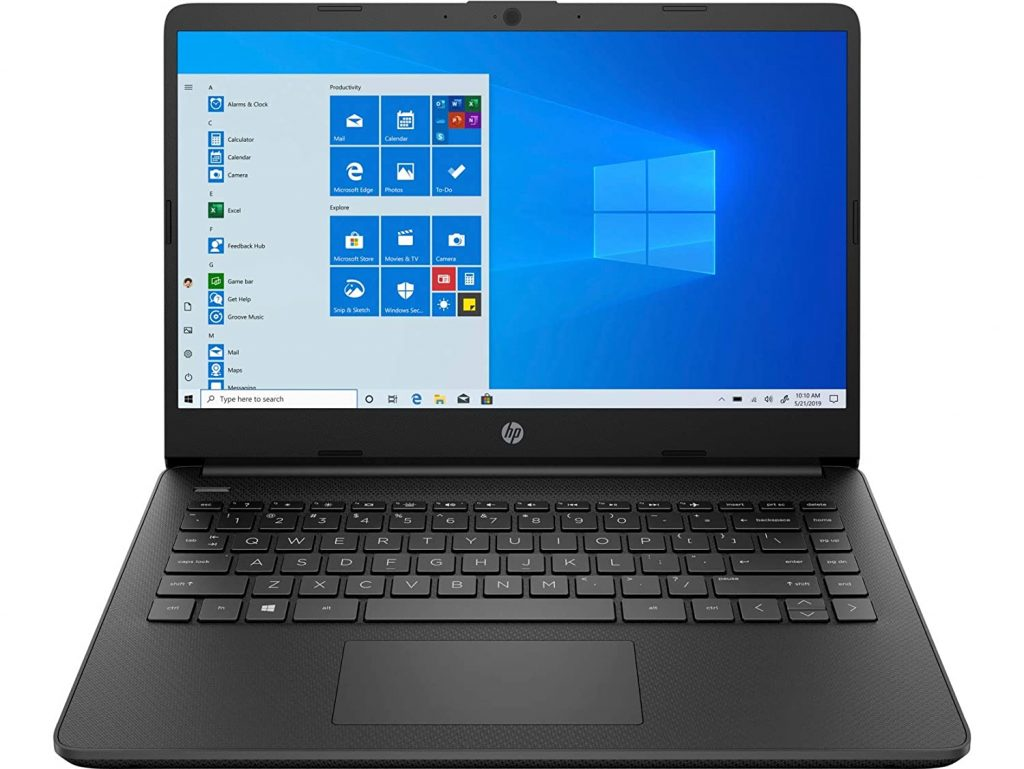 HP 14s entry-level laptop with Intel Pentium N6000, 8GB RAM, 256GB SSD available for ₹ 31,490