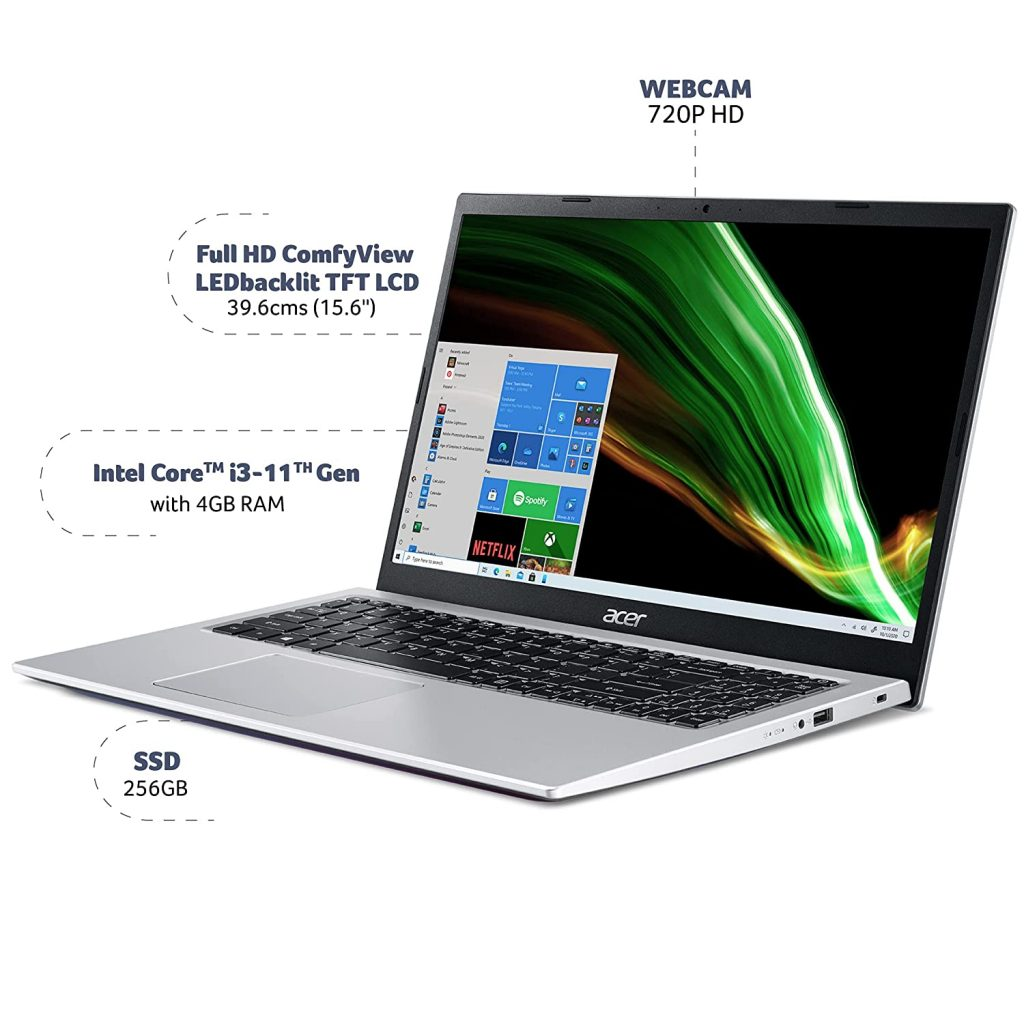 Exclusive: Acer Aspire 3 with Intel Core i5-1135G7 spotted on Amazon India