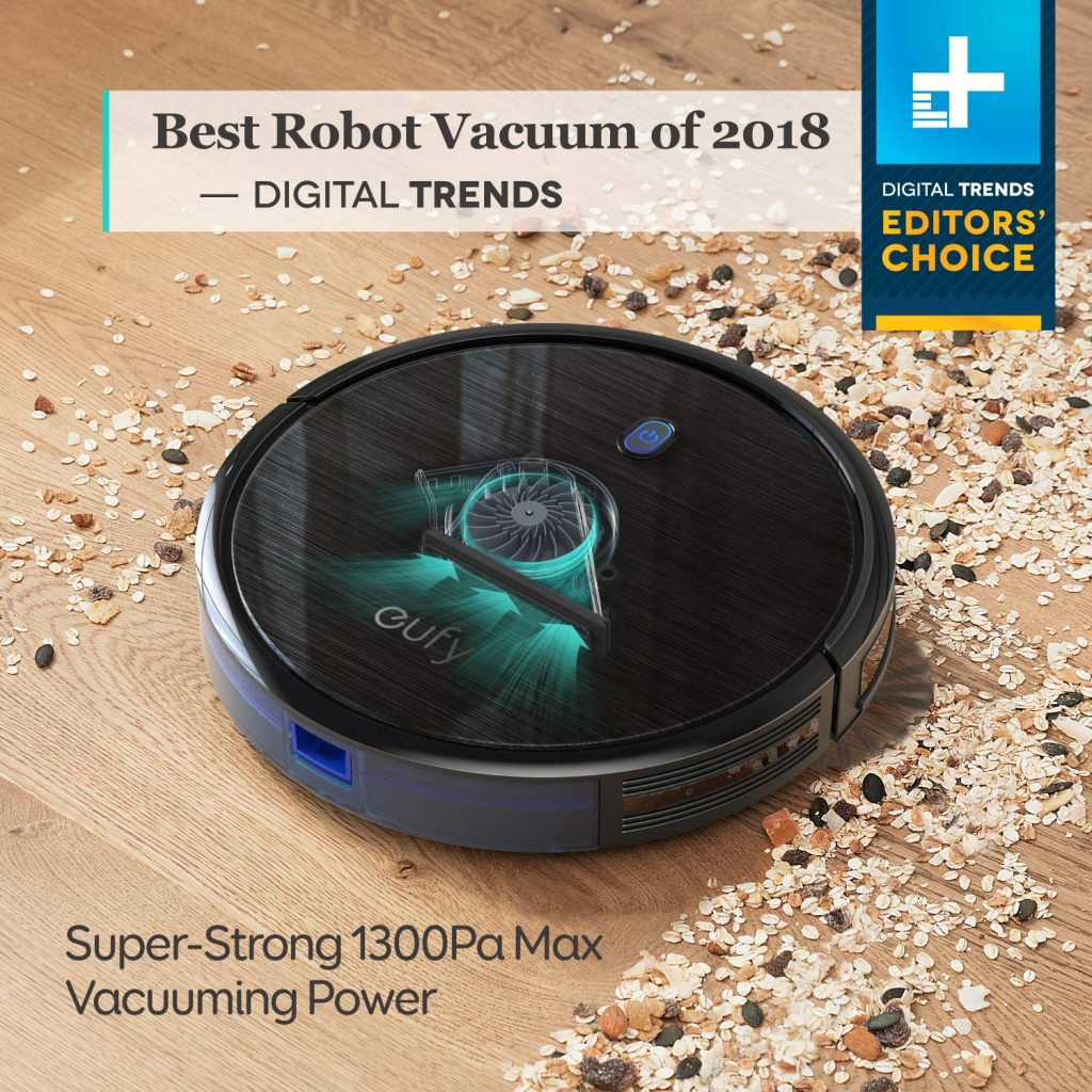 Deal: Get eufy BoostIQ RoboVac 11S robotic vacuum cleaner at just ₹ 13,999