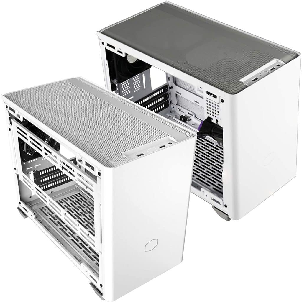 Here's your chance to get the Cooler Master NR200 White Mini-ITX Case for just $60.99