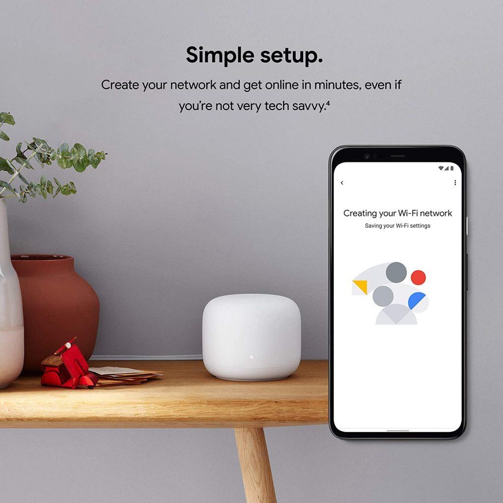 Google Nest WiFi AC2200
