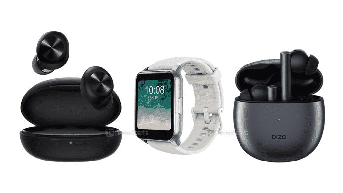 DIZO Watch, GoPods, and GoPods D listed at Shopee Malaysia