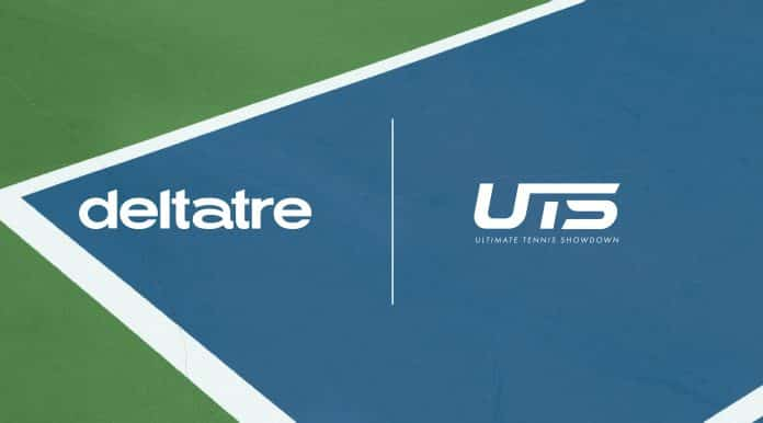 Ultimate Tennis Showdown turns to Deltatre to enhance graphics for the 2021 and 2022 series
