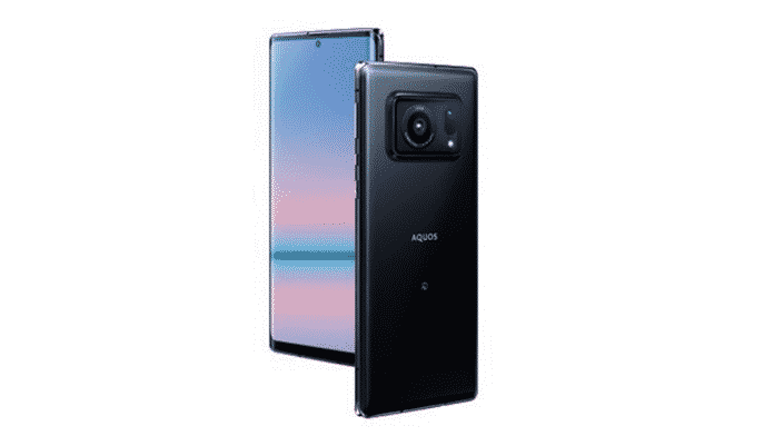 Sharp AQUOS R6 renders appear, tipped to launch on 10th May