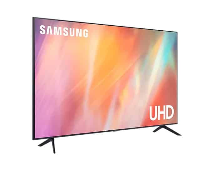 Samsung launches AUE60 Crystal 4K UHD Smart TV with 3-Side Bezel-less Design and Crystal Processor 4K