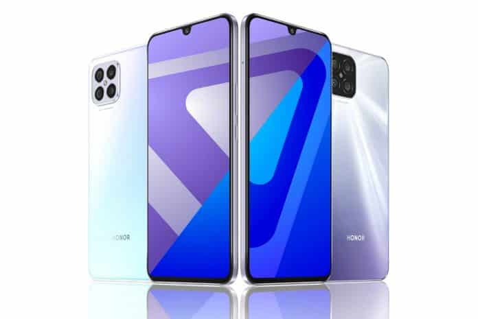 Honor Play 5 color variants confirmed with 66W fast charger
