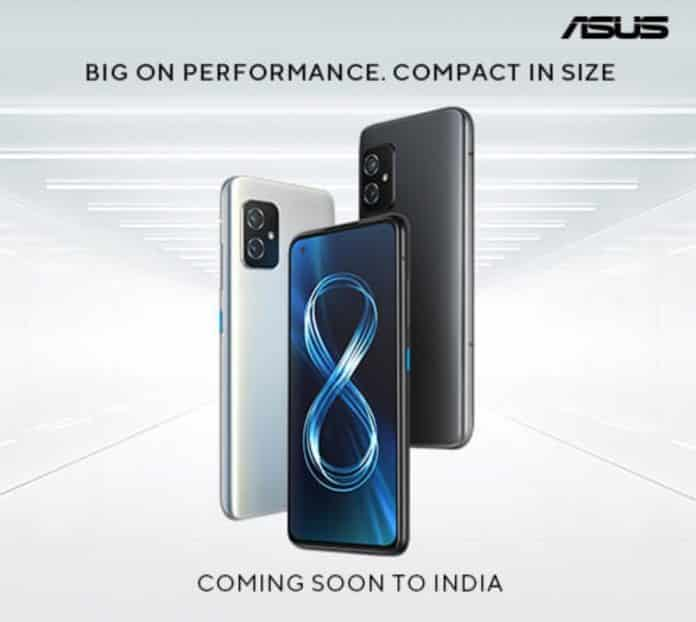 Asus Zenfone 8 series is coming soon to India, product page goes live