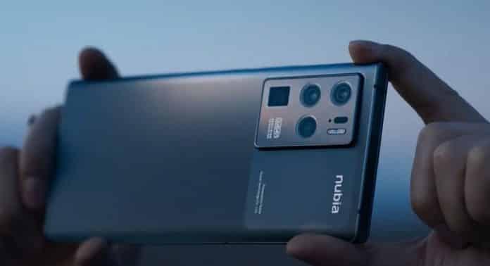 ZTE Nubia Z30 Pro official images reveal a similar design to ZTE Axon 30 Ultra