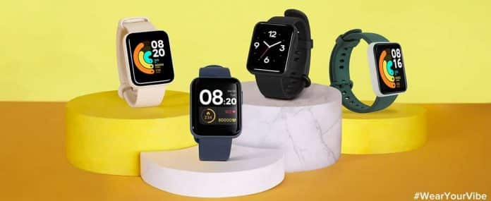 Redmi Watch with 11 Sports modes launched in India at Rs.3,999