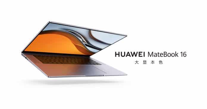 Huawei MateBook 16 - 1_TechnoSports.co.in