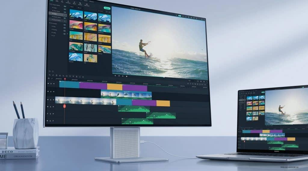 Huawei MateView - 1_TechnoSports.co.in
