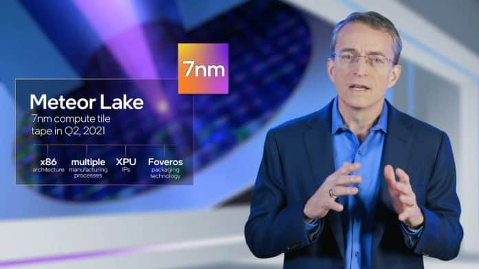 Intel's 7nm based Meteor Lake CPUs Taped In