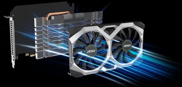 MSI shows off its MSI CPMP 30 HX Miner and Miner XS cryptocurrency mining cards