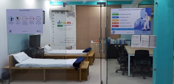 Droom announced an Rs. 1 crore budget to combat COVID for its employees and dealer's community