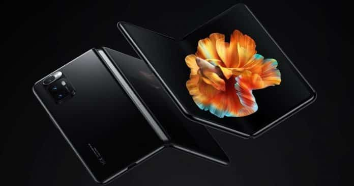 Xiaomi J18s New Foldable Phone's Specifications leaked