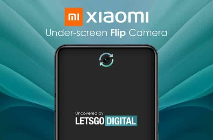 Xiaomi reportedly working on rotating under-screen camera technology