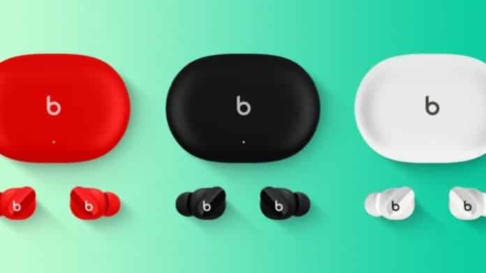 Apple might launch the Beats Studio Buds wireless earbuds soon