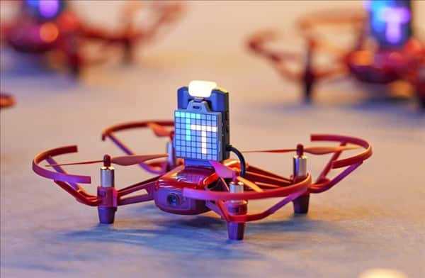 DJI Launched Robomaster Tello Talent Drone for educational purpose