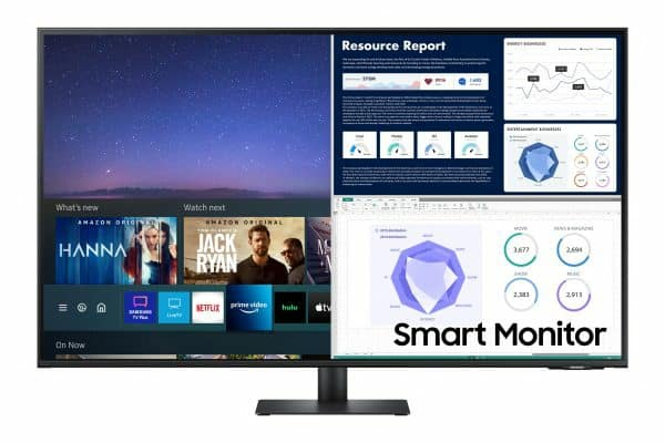 Samsung expanded its Smart monitor series to fulfill growing demand