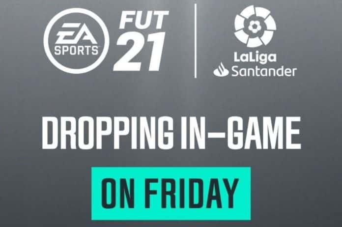 FIFA 21 TOTS La Liga