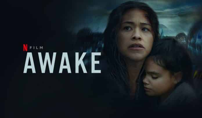 """""""Awake"""" Trailer: Netflix has released the trailer of a Post-Apocalyptic Thriller film"""