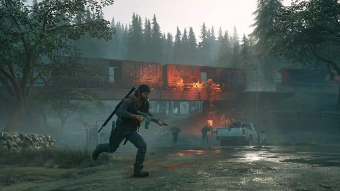 Days Gone PC's Gameplay Footage has been revealed before the launch