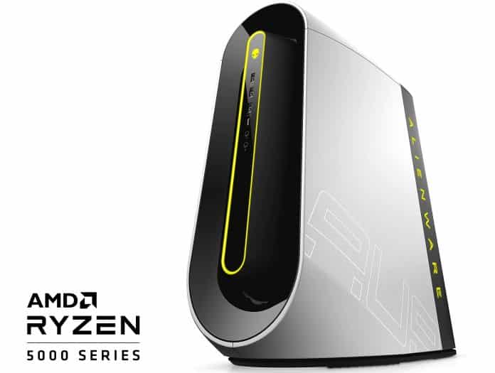 Alienware markets AMD and favours Intel, yet again