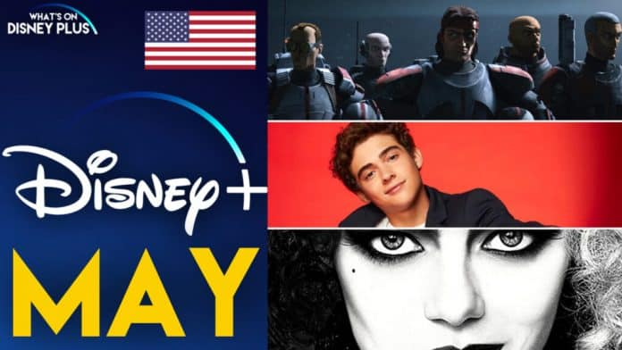 All the Upcoming Shows on Disney Plus in May 2021