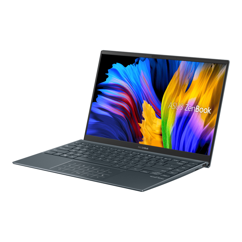 New ASUS ZenBook 14 with up to AMD Ryzen 7 5700U now on Amazon India for ₹ 97,990
