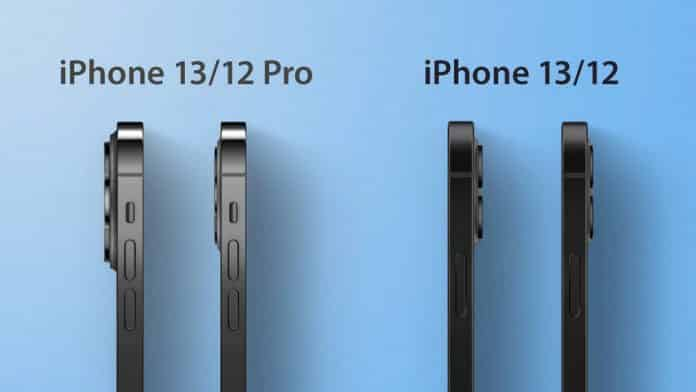iPhone 13 series new leak shows thicker design than iPhone 12, sport larger rear camera bump