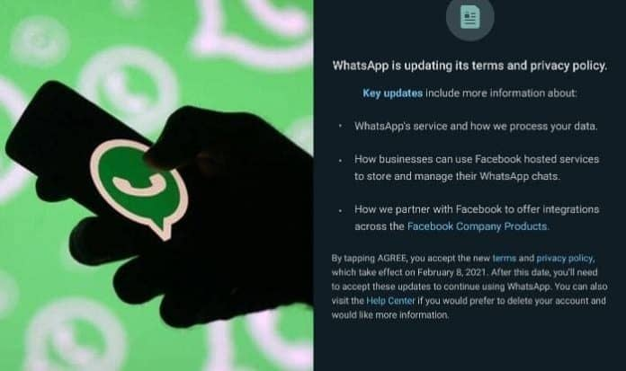Whatsapp's New Privacy Policy Update: What will happen if you don't update?
