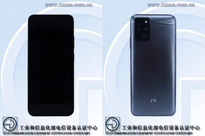 ZTE 8031 appears in TENAA certification, might come with a 16 MP primary camera