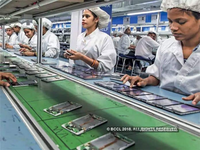 Top Electronic Manufacturers want PLI targets revised due to Supply Chain Crisis, Covid-19