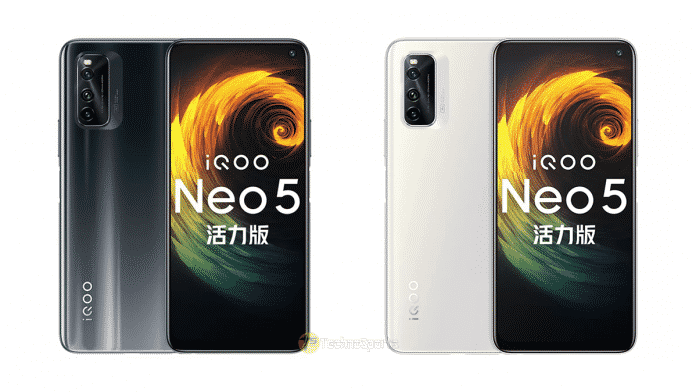 iQOO Neo 5 Vitality Edition found listed on an e-commerce website, revealing images and specifications