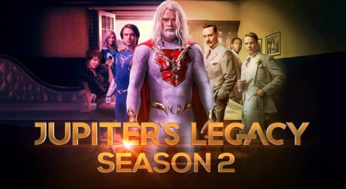"""""""Jupiter's Legacy (Season 2)"""": All the details about the renewal status on Netflix"""