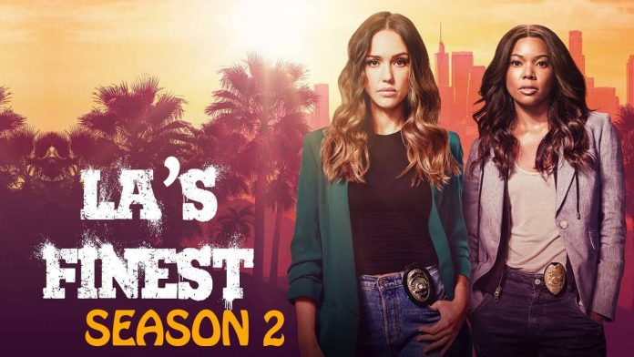 """""""L.A.'s Finest (Season 2)"""": The Release Date has been confirmed on Netflix"""