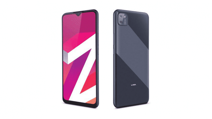 LAVA Z2 Max launched in India at ₹7,799