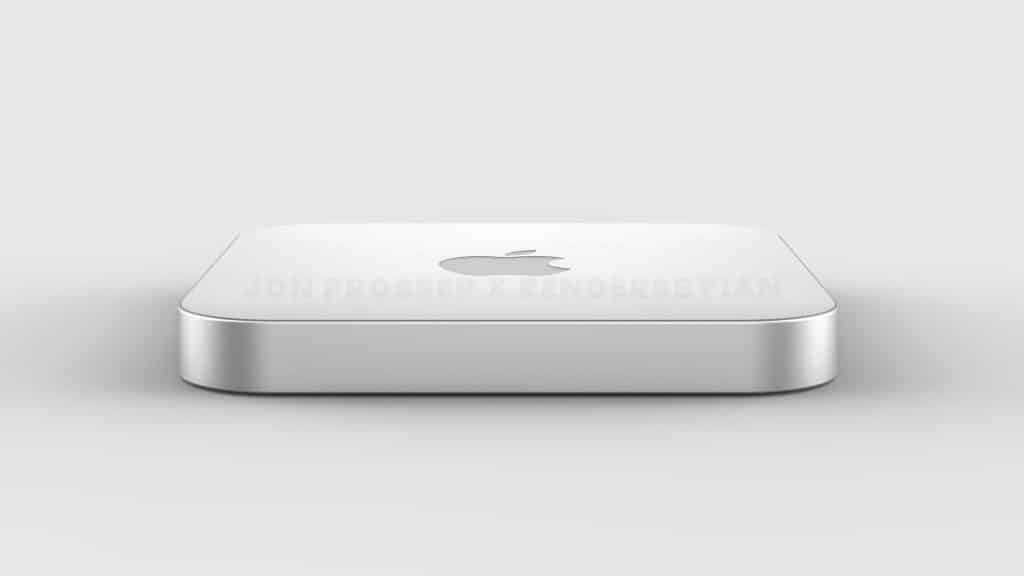 New Mac mini with M1X chipset fully revealed, subtle yet powerful