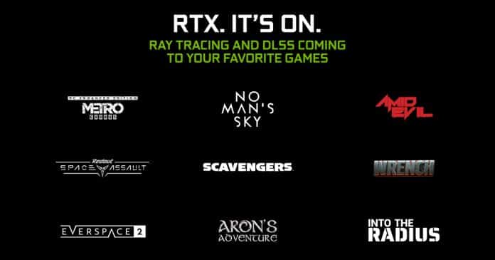 NVIDIA brings DLSS upgrade to nine games for GeForce RTX Gamers