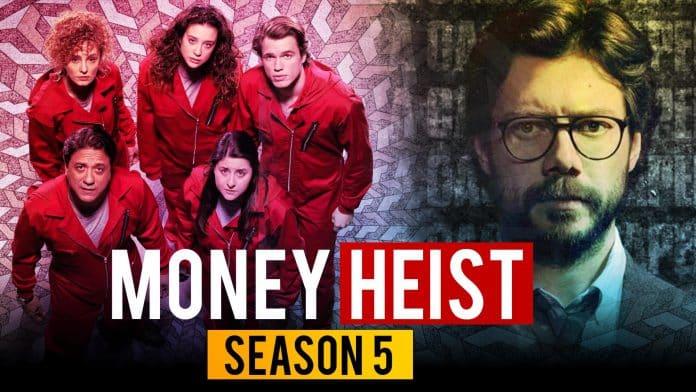 Money Heist(Season 5)