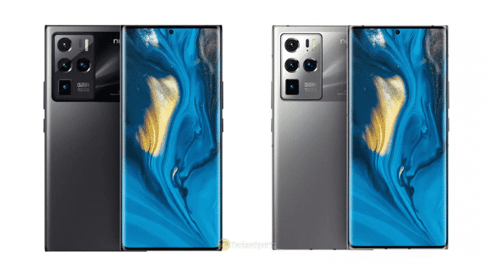 Nubia Z30 Pro launched with Snapdragon 888 SoC and three 64MP cameras