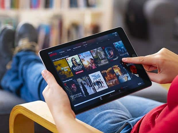 latest movies & TV series